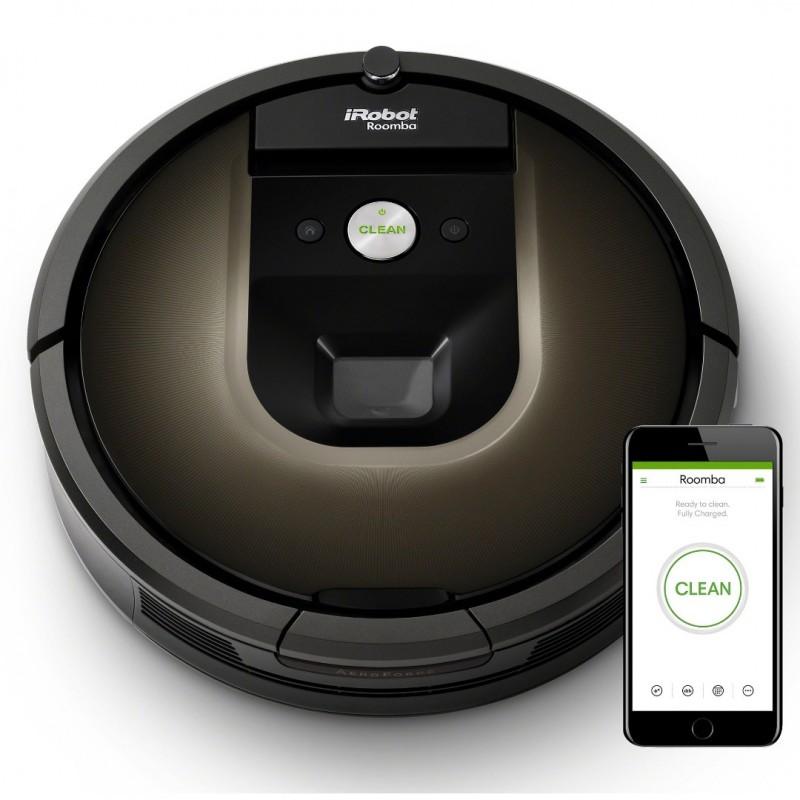 iRobot Roomba 980 Прахосмукачка робот