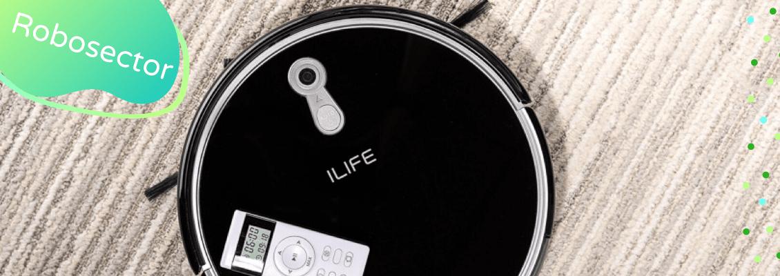 ILIFE A8 - Прахосмукачка робот за всеки дом