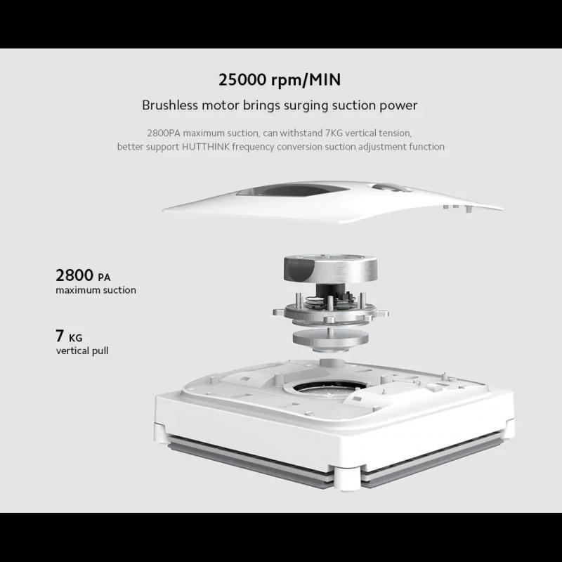 Xiaomi HUTT W55 Робот за прозорци