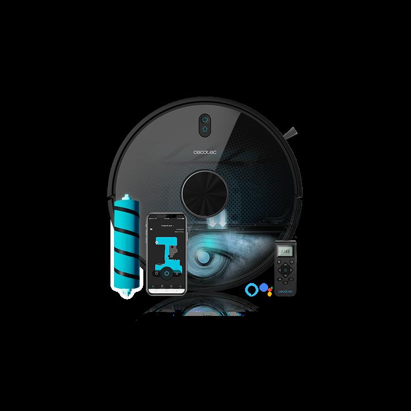 Cecotec Conga 5490 Прахосмукачка робот - МОП, сухо и мокро почистване