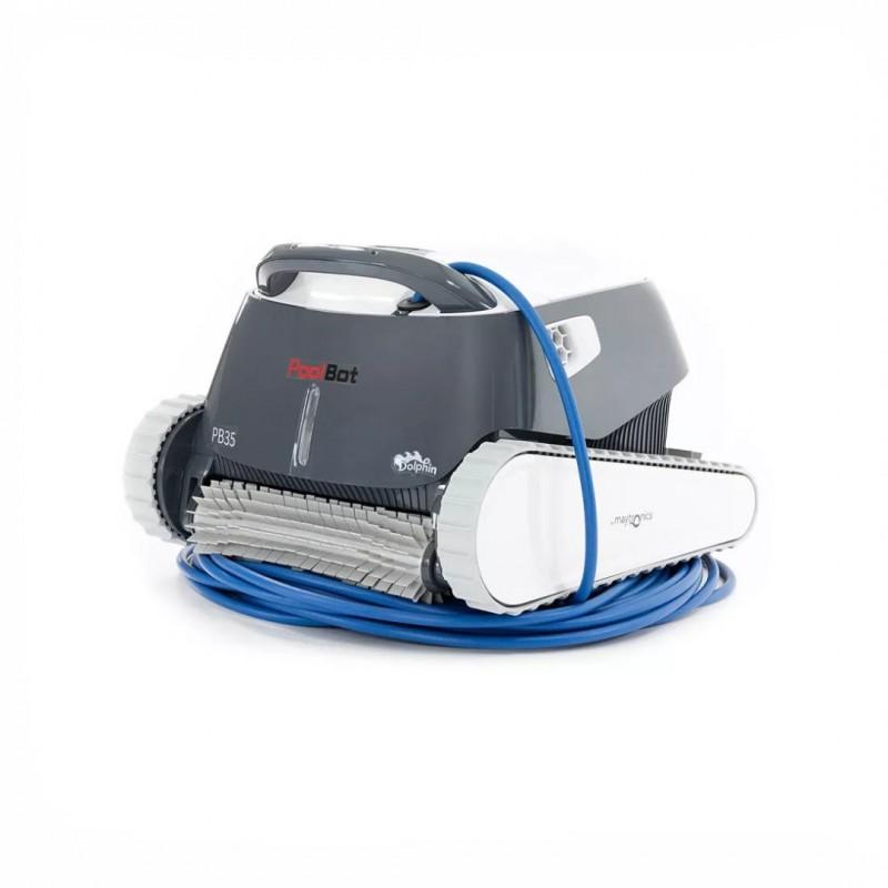Dolphin PoolBot PB35 - Робот за почистване на басейни